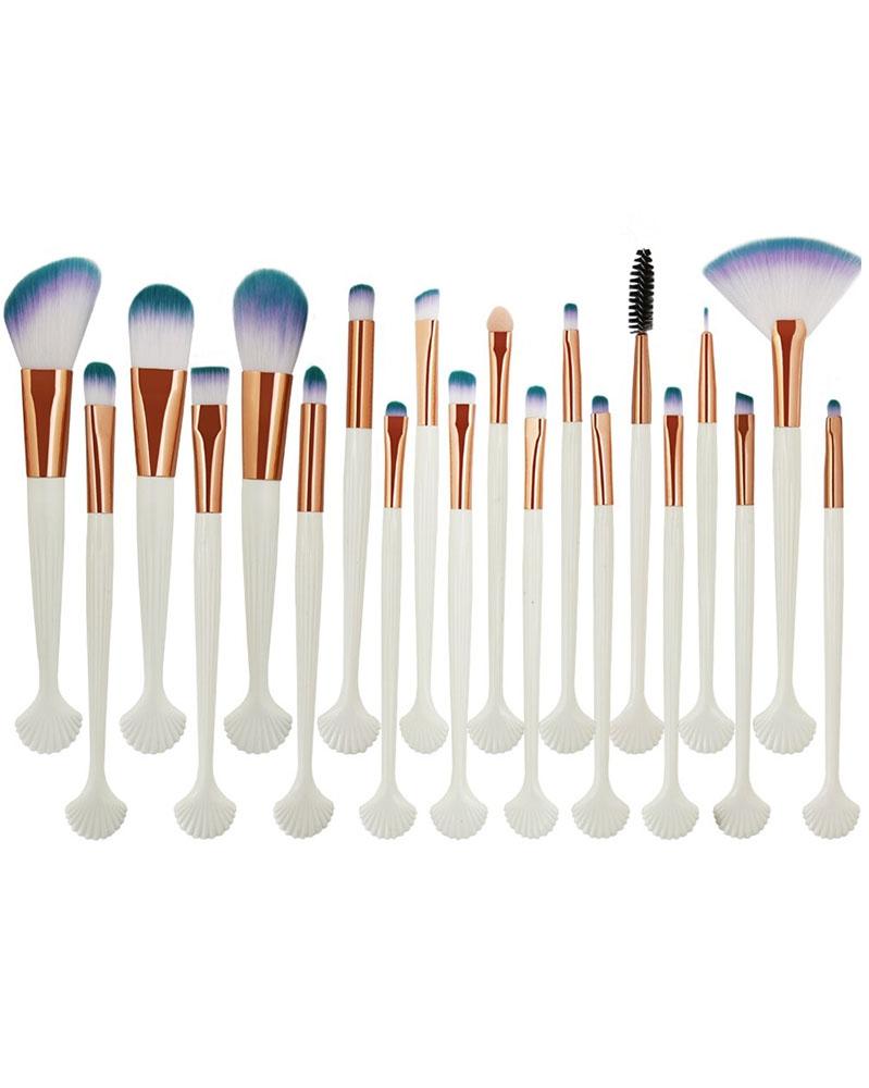 Nouveau Kit de Beauté de 20 Pinceaux de Make Up Professionnels