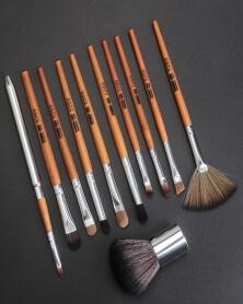 Kit Beauty de 15 Pinceaux de Maquillage Haute Qualité