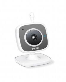 BEURER - Moniteur de Surveillance Vidéo BY88 WiFi pour Smartphone Tablette PC