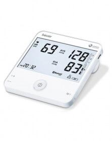 ECG بيورر - جهاز ضغط الدم على الذراع بلوتوث BM 55 مع وظيفة تخطيط القلب