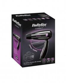BaByliss - Sèche Cheveux Pliable pour Voyage 1200 W