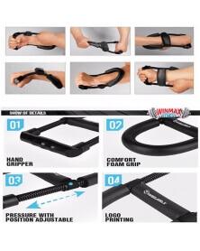 Équipement de gym renforceur d\'avant-bras - WinMax