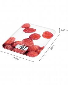 ميزان مطبخ بتكنلوجيا ذكية KS 19 Berry - بيورر