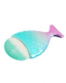 فرشات للمكياج كونتور هيغليغتر مسحوق التجميل لطيف حورية البحر