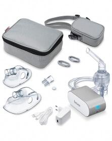 Inhalateur IH 58 avec technologie de compresseur à air comprimé - BEURER