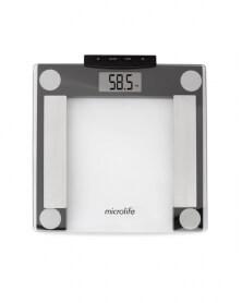 MICROLIFE - Pèse Personne Electronique en Verre WS 80