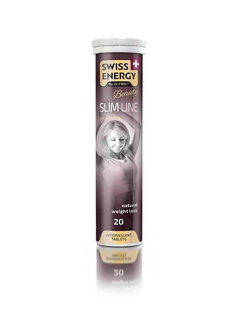 Vitamine Slim Line Amincissante / Perte poids - SWISS ENERGY