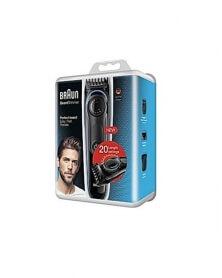 Tondeuse à barbe parfaite BT3000 Noir - BRAUN