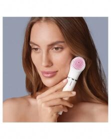 BRAUN - آلة نزع شعر الساقين و الجسم و الوجه مع فرشاة تنضيف الوجه Silk-épil 9 SE 9-985