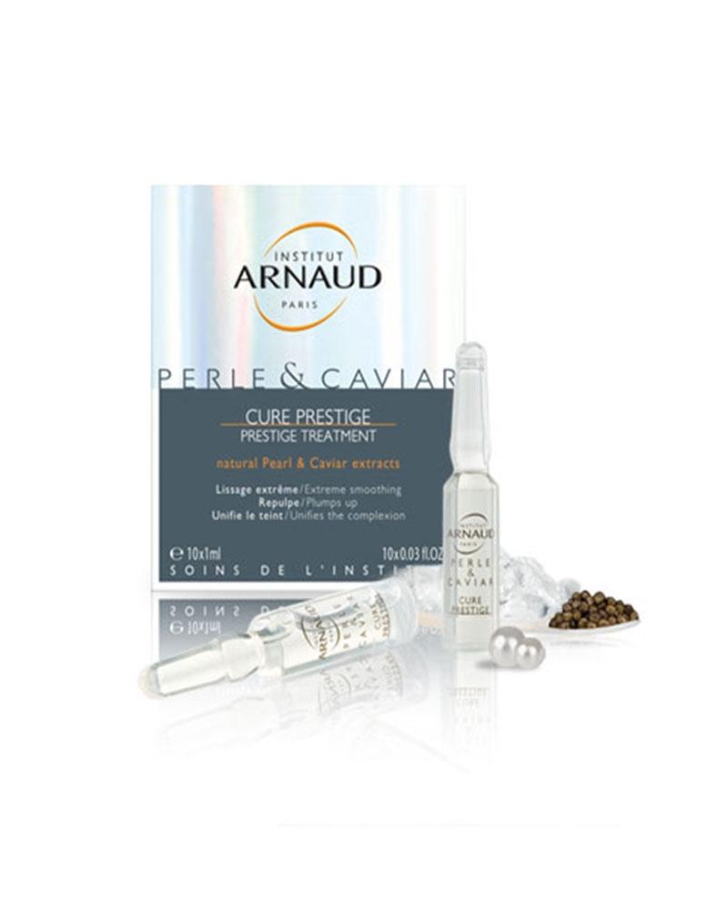 INSTITUT ARNAUD - Perle & Caviar Cure Prestige 10x1 ml