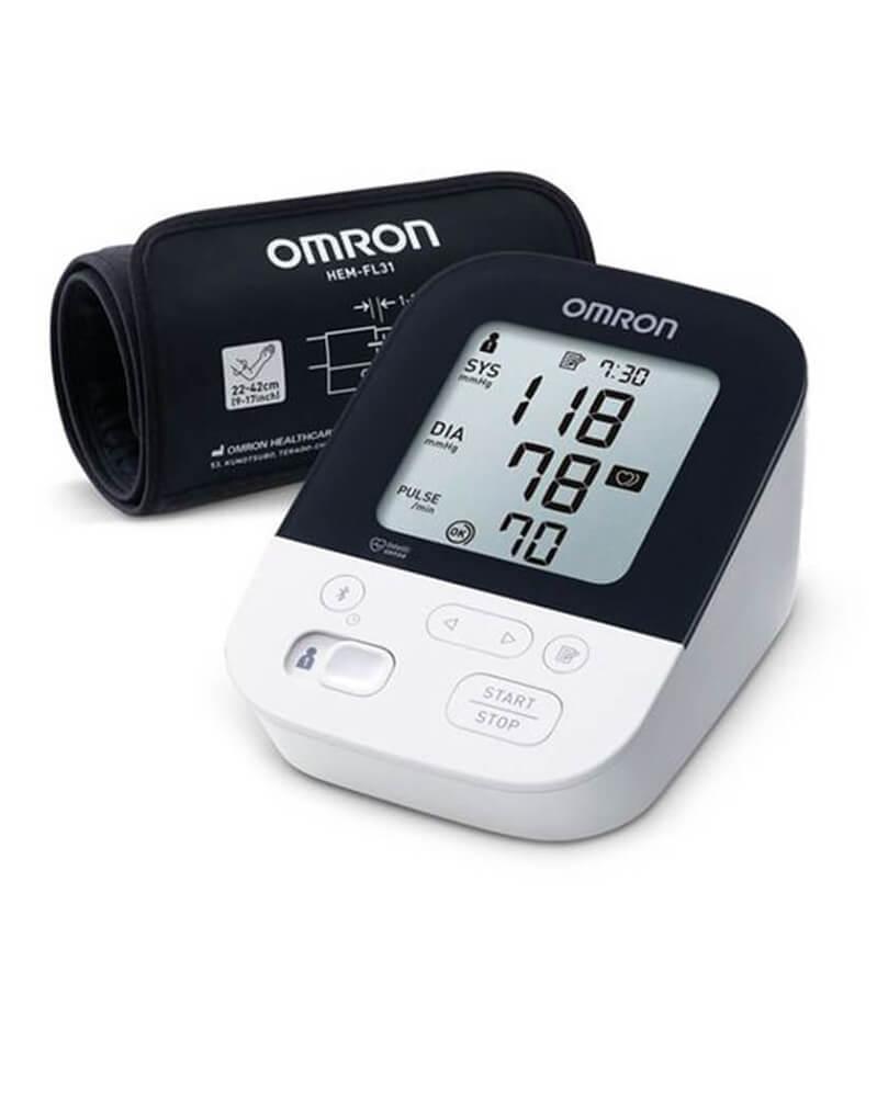 أومرون - جهاز قياس ضغط الدم الإلكتروني Intelli IT M4