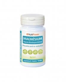 NUTRIPOWER - Bisglycinate de Magnésium en Poudre 36g