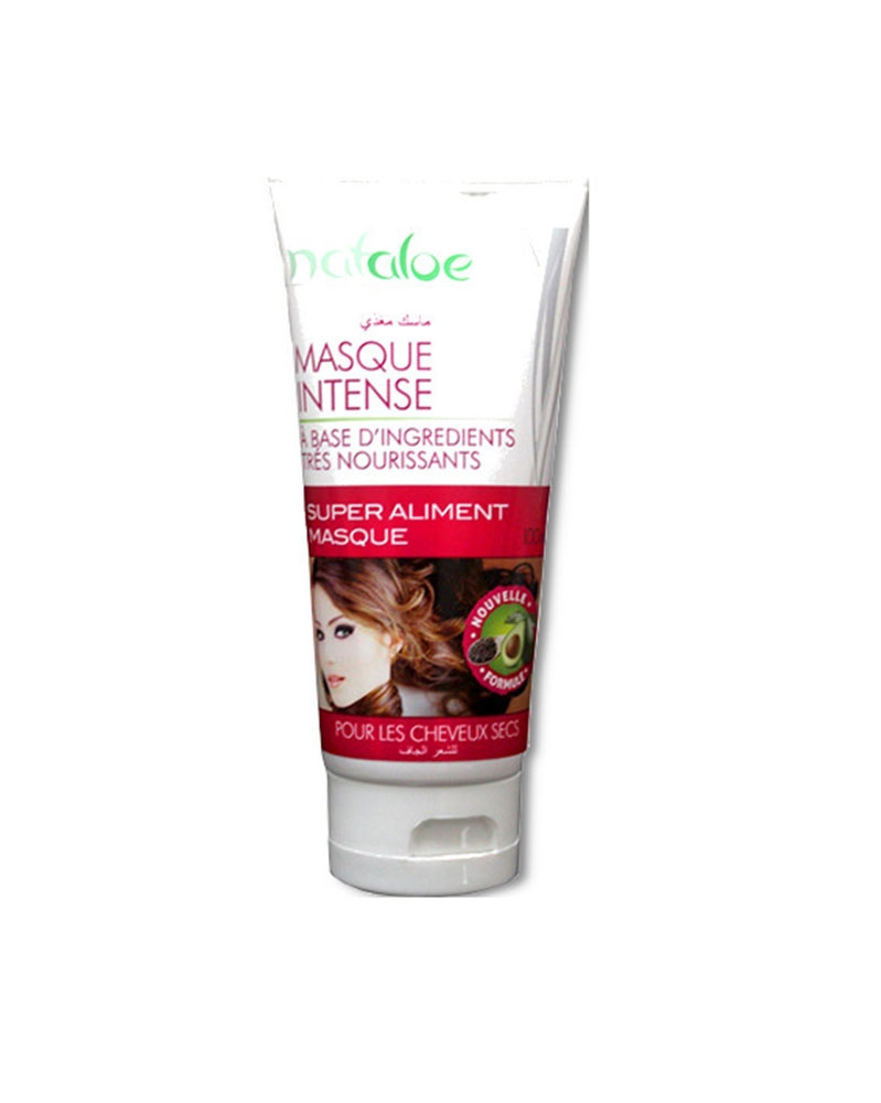 NATALOE - Masque Intense pour Cheveux Secs 100 ml