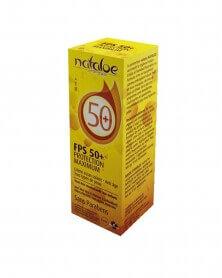 NATALOE - Créme Ecran Solaire Anti Age Face 50 ml