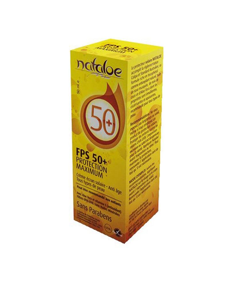 ناتالوي - كريم للشمس مكافحة الشيخوخة 50 مل