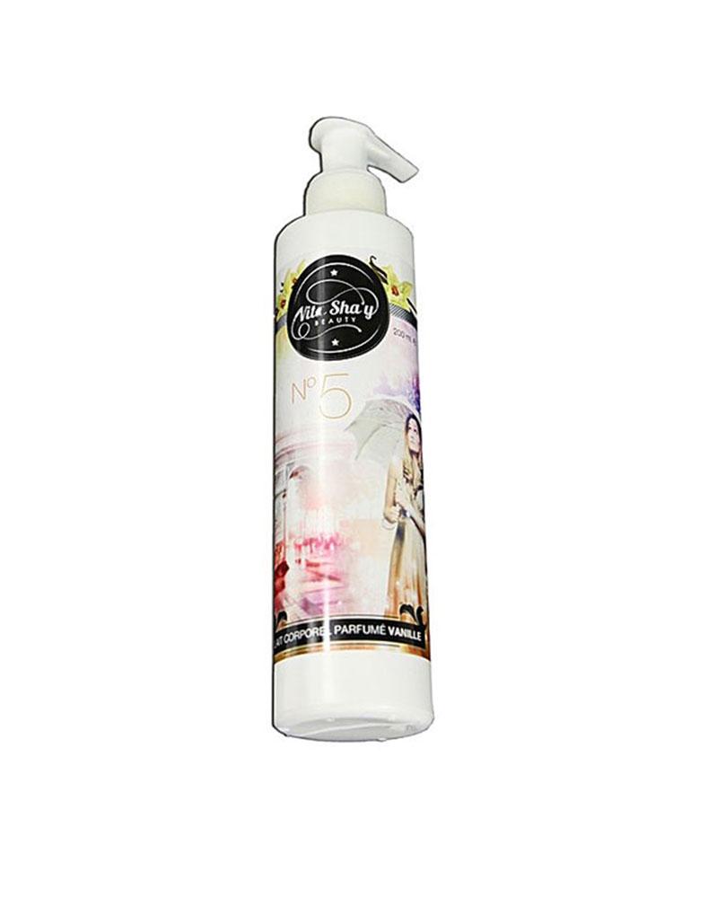 VITA SHAY - Lait Corporel Parfumé 5 Vanille 200 ml