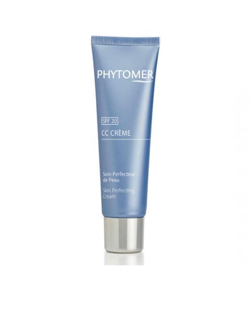 PHYTOMER - CC Crème Soin Perfecteur de Peau SPF20 Teinte 01 - 50 ml