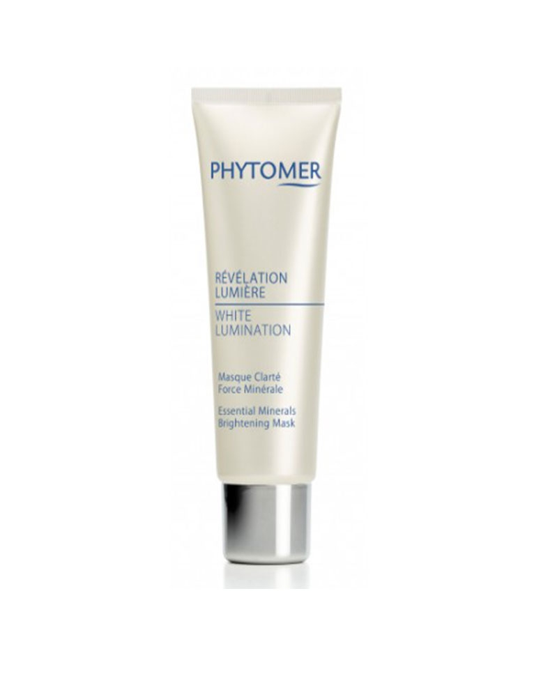 PHYTOMER - Masque Clarté Force Minérale 50 ml