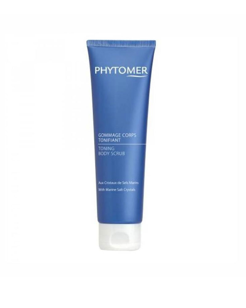 PHYTOMER - Gommage Corps Tonifiant Aux Cristaux de Sels Marins 150 ml