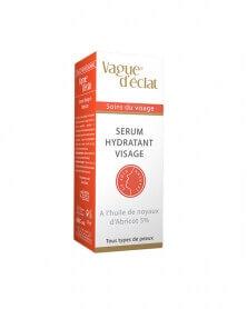ELEIS - Sérum Visage Hydratant à l\'huile de Noyaux d\'Abricot 30 ml