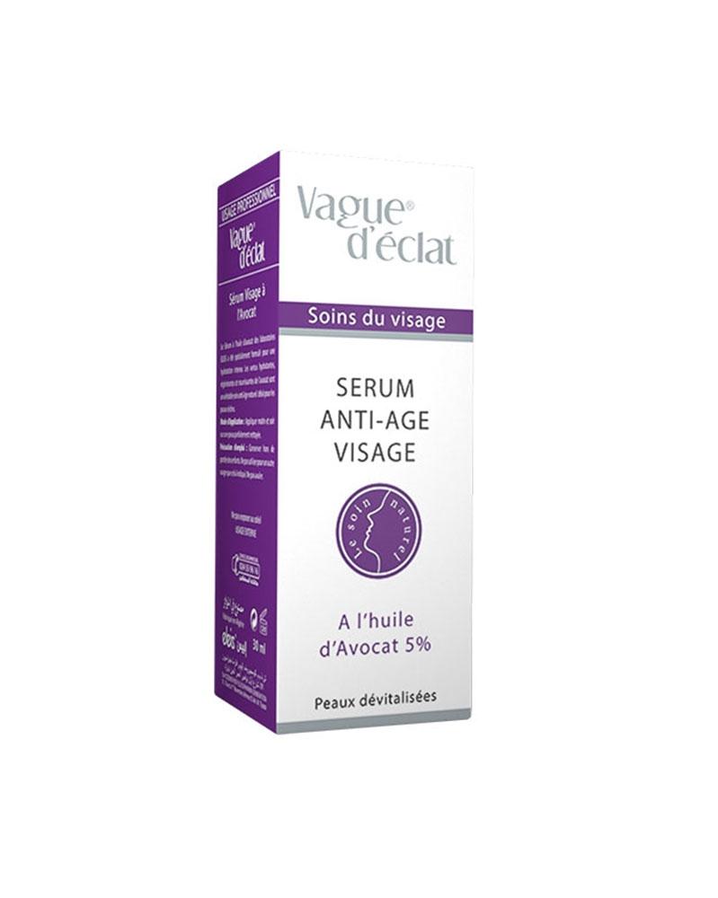 ELEIS - Sérum Visage Anti Age à l\'huile d\'Avocat 30 ml
