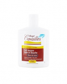 ROGE CAVAILLES - Gel Surgras Bain et Douche Fleur De Coton 300 ml