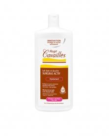 ROGE CAVAILLES - Lait Bain Hydratant Peaux Sèches 400 ml