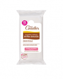 ROGE CAVAILLES - Lingettes Intimes Extra-Douces
