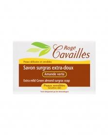 ROGE CAVAILLES - Savon surgras Extra-Doux Amande verte