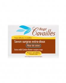 ROGE CAVAILLES - Savon Surgras Extra-Doux Fleur de Coton