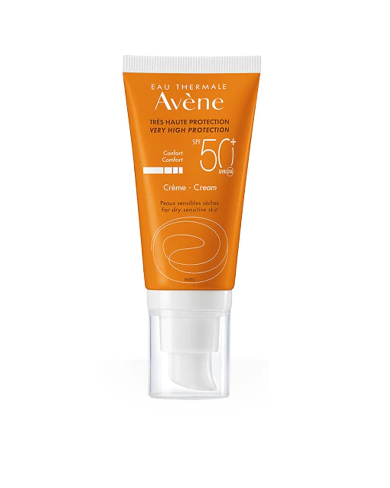 أفان - حماية  عالية جدا الشمس SPF50+ كريم 50 مل