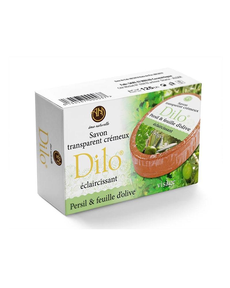 ديلو - صابون بالبقدونس و أوراق الزيتون لتفتيح البشرة 125 غ