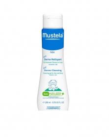 MUSTELA - Dermo-Nettoyant Peau Et Cheveux 200 ml