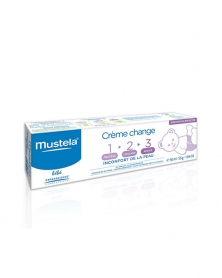 MUSTELA - Crème Change 123 Soin des Rougeurs du siège 50 ml