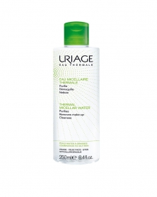 URIAGE - Eau Micellaire Thermale Peaux Mixtes à Grasses 250 ml
