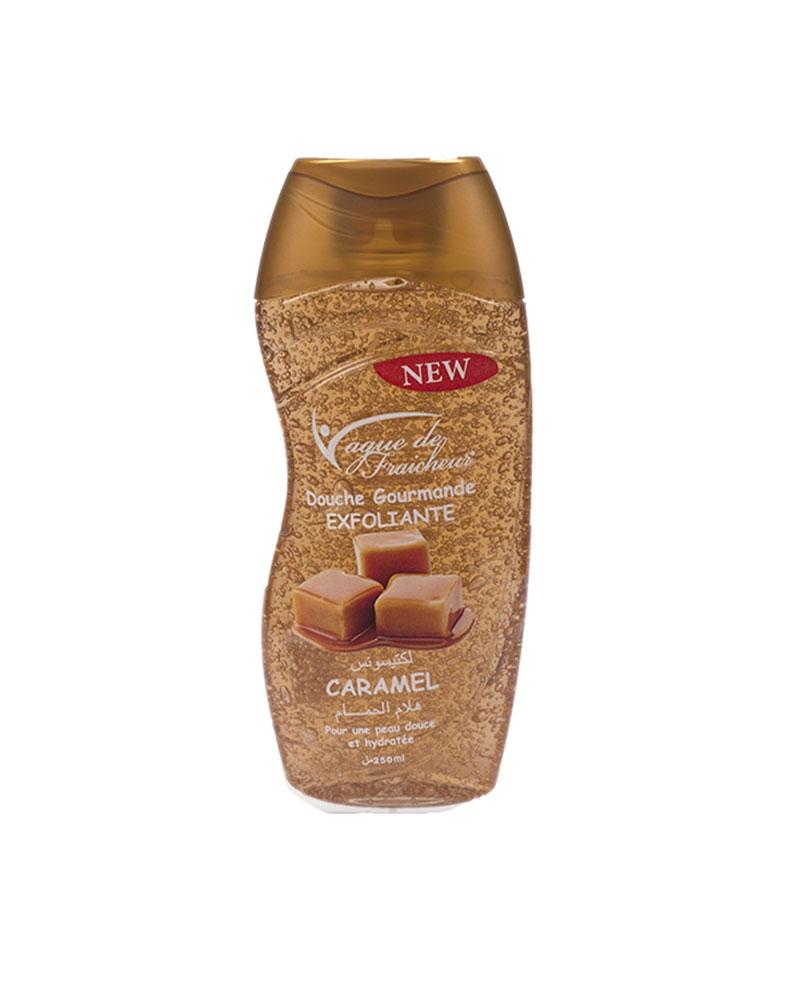 Vague De Fraîcheur - Gel douche au Caramel 250 ml