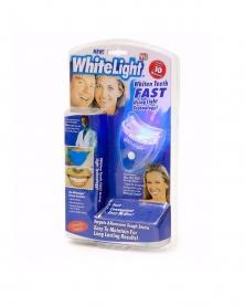 WHITE LIGHT - Kit Blanchiment Dentaire avec Mini Appareil et Gel