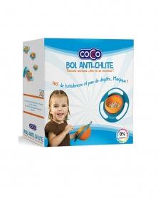 COCCO - Bol Anti Chute Pour Enfant Très Pratique