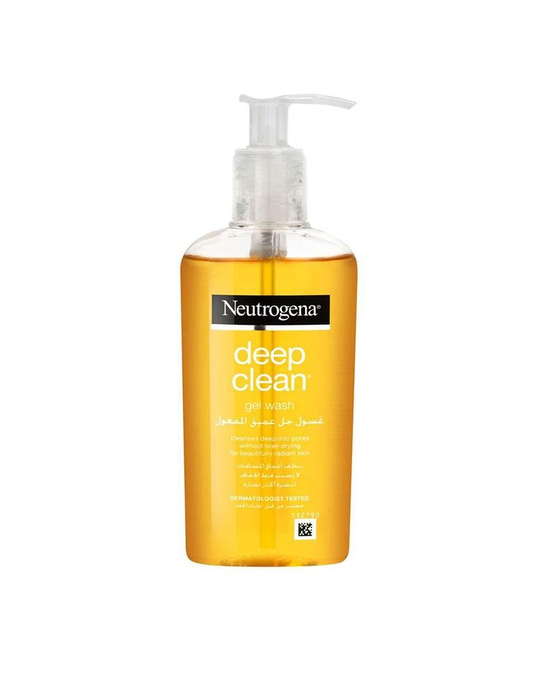 NEUTROGENA - Deep Clean Gel Nettoyant Profond 200 ml
