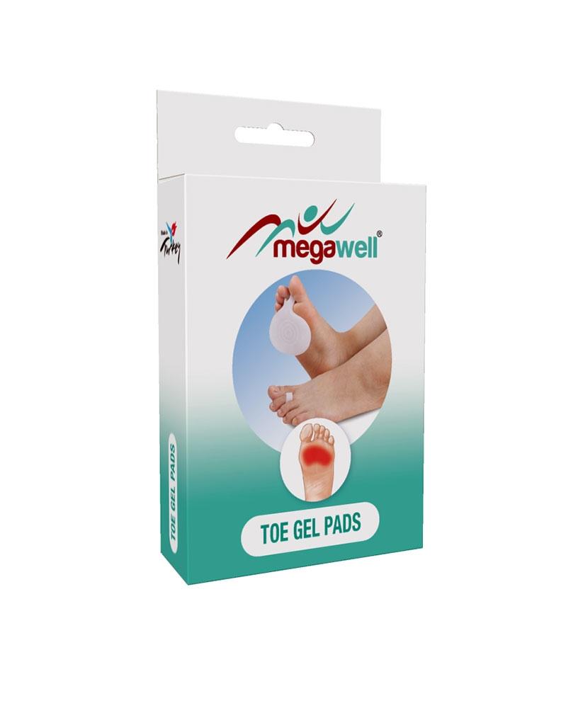 منصات هلامية لحماية القدم - ميغاوال