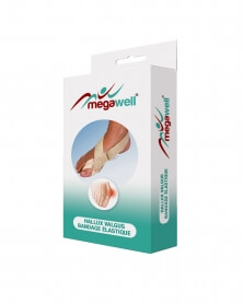 MEGAWELL - Hallux Valgus Bandage Élastique