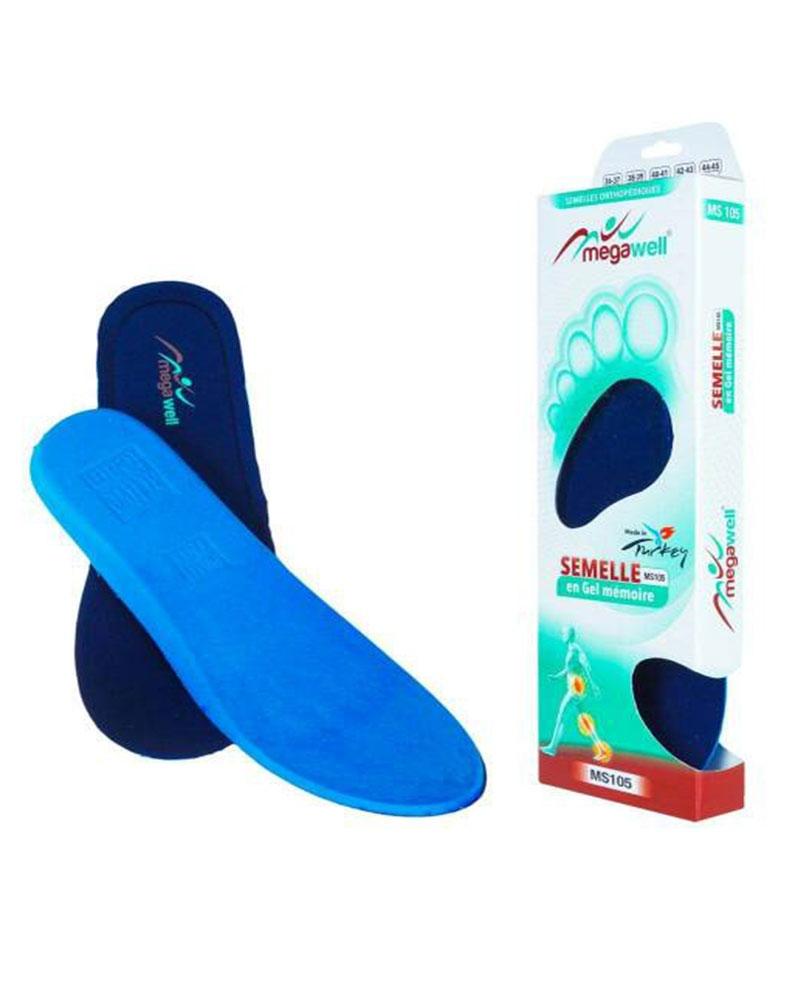 باطن حذاء برغوة بخاصية الذاكرة للأشخاص المصابة بالسكري - ميغاوال